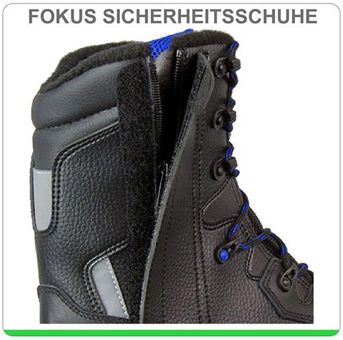 FOKUS-SICHERHEITSSCHUHE