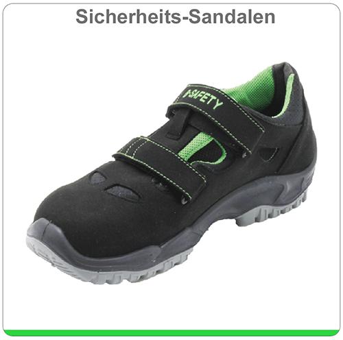 Sicherheits-Sandalen