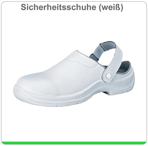Sicherheitsschuhe (weiß)